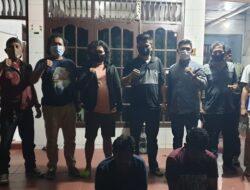 Polres Sijunjung Berhasil Tangkap Pelaku Pembunuhan di Medan