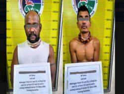 Dua Pemakai Ganja Terancam Hukuman 20 Tahun Penjara di Tanah Datar