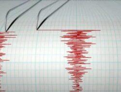 Gempa M 5,2 Guncang Teluk Bintuni Papua Barat