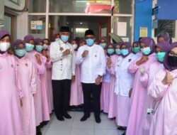 Tenaga Kesehatan di Padang Besok Bakal Divaksinasi Covid-19