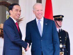 Presiden Jokowi Ucapkan Selamat atas Pelantikan Joe Biden sebagai Presiden AS