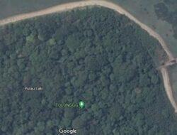 Google Hapus Ikon 'SOS' dan 'TOLONGGG' di Pulau Laki