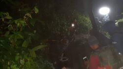 SAR 50 Kota Evakuasi Seorang Pendaki Dari Kawah Gunung Marapi