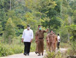 Wako Solok Kunjungi Agrowisata Batu Patah Payo