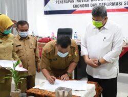 Pemko Solok Berharap Koperasi Serambi Madinah Mampu Berkontribusi Dalam Pengembangan Wisata Payo