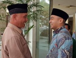 Hari Ini, Mahyeldi-Audy Dilantik Presiden Jokowi