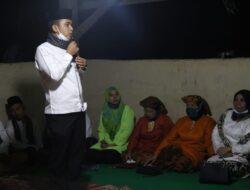 Wawako Silahturahmi Bersama Tokoh Adat Dalam Panggung Pidato Adat se Kota Solok