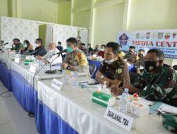 Bupati Asahan Pimpin Rapat Satuan Satgas Covid-19