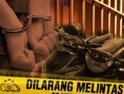Polisi Gadungan Bawa Kabur Motor di Sawahlunto