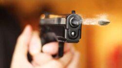 KKB Tembak Wajah Pria di Depan Istri Korban
