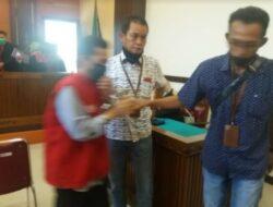 Terdakwa Penyelewengan Dana Mesjid Raya Sumbar Divonis Tujuh Tahun Penjara