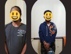 Diduga Lakukan Pencurian, Dua Pria Ditangkap Polsek Padang Barat