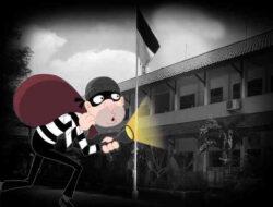 Polres Bukittinggi Ringkus Pencurian di SMP 02 Malalak