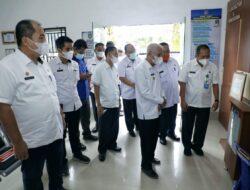 Bupati dan Wakil Bupati Asahan Lakukan Sidak Perdana