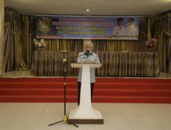Bupati Asahan buka acara Focus Group Discussion (FGD) tentang Kebijakan Pertambangan dan Lingkungan Hidup