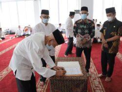 Pengurus Masjid Al Hidayah VI Suku Dilantik Wawako Solok