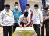 Wawako Solok Hadiri Peresmian Gedung Workshop BLK Komunitas Ponpes Waratsatul Anbiya'
