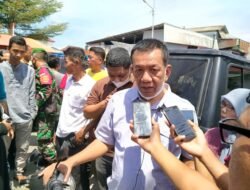 Masyarakat Pessel Diminta Tanggap Bencana Kebakaran