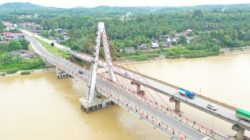 Dharmasraya Mengupayakan Pemerataan Pembanguna Infrastruktur