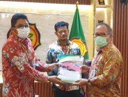 Hendri Septa Temui Menteri Pertanian, Syahrul Yasin : Saya Siap Bantu !