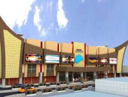 Pasar Raykat Kota Pariaman Siap diresmikan Presiden