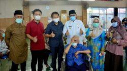 Padang Laksanakan Tahap Kedua Vaksinasi Covid-19