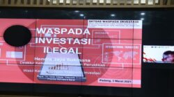 SWI Ingatkan Masyarakat Waspada Investasi Ilegal