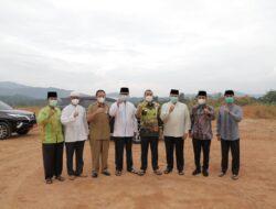 Kota Solok di Sambangi Wakil Gubernur Sumatera Barat Bersama Tim Safari Ramadhan Provinsi
