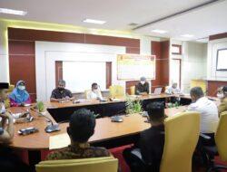 Wawako Solok Pimpin Rapat Koordinasi OPD