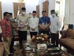 Gubernur Sumbar Berharap Kesultanan Inderapura Sebagai Daerah Tujuan Wisata