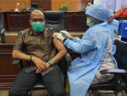 DPRD Sumbar Himbau Masyarakat untuk Tidak Takut Divaksin