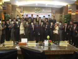 Rapat Paripurna Peringatan Hari Jadi Kabupaten Pessel ke-73 Berlangsung Khidmat