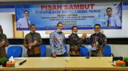 Helfi Yanrika Resmi Jadi Pimpinan Cabang Bank Nagari Painan