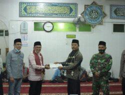TSR Tanah Datar Lakukan Kunjungan Pertama ke Masjid Raya Rambatan