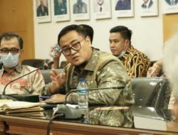 Wabup Tanah Datar Usul Pembangunan di Acara Kementerian PUPR RI