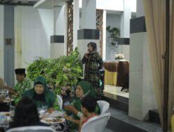 Ketua DPRD Kota Solok Buka Bersama Awak Media
