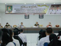 Penyerahan Petikan SK Bupati Asahan