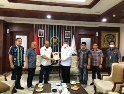 Wako Solok Audiensi Dengan Ketua DPD RI