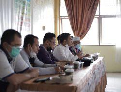 Wawako Solok Pimpin Rapat Bulanan Kwarcab Pramuka