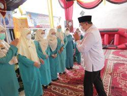 Wako Solok menyambut Kedatangan Tim Penilai TP. PKK Sumatera Barat