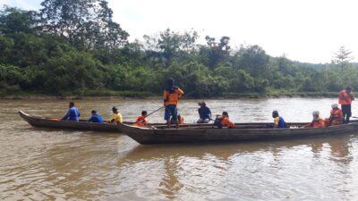 Nekat Sebrangi Sungai, Tiga Pemudik Hilang di Limapuluh Kota Sumbar