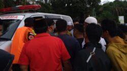 Dua Pemudik Korban Tenggelam di Sungai Taluak Subanio Ditemukan