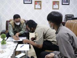 Anggota Pramuka Tuna Rungu Asal Sulawesi Kunjungi Batusangkar