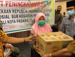 Dinas Sosial Salurkan Bantuan Pemerintah Pada Veteran di Padang