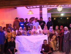 Rajut Kebersamaan, MTSN Punggasan Lulusan 2011 adakan Tausiyah Ramadhan