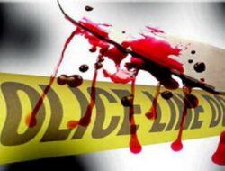 Tubuh Penuh Luka Tusuk, Pria di Padang Pariaman Tewas Bersimbah Darah
