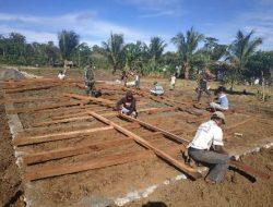 Upaya TNI AD Percepat Pembangunan di Wilayah Binaan