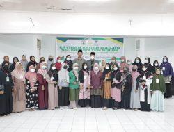 Wawako Solok Menjadi Narasumber Latihan Kader Remaja Masjid