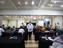 Wako Solok Buka Pelatihan Kualitas Kelembagaan Koperasi