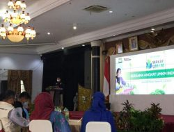 ACT Sumbar Launching Program Wakaf UMKM